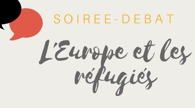 Soirée-débat «L'Europe et les réfugiés»